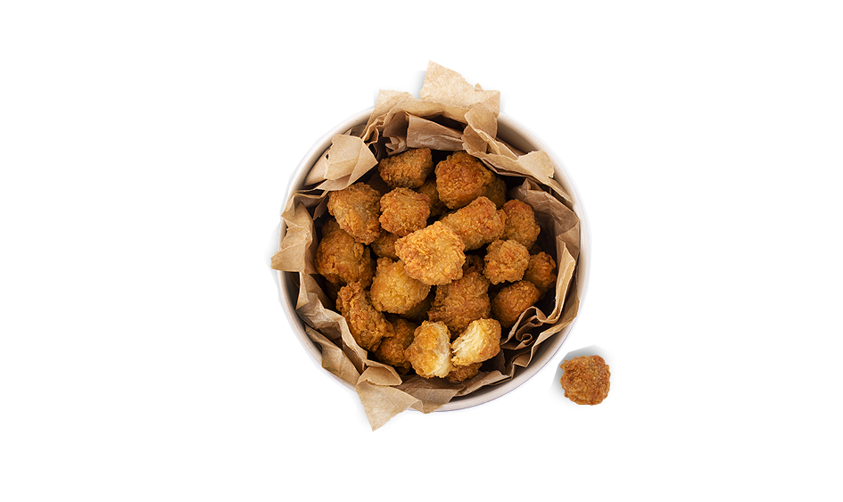 Popcorn Chicken Plain